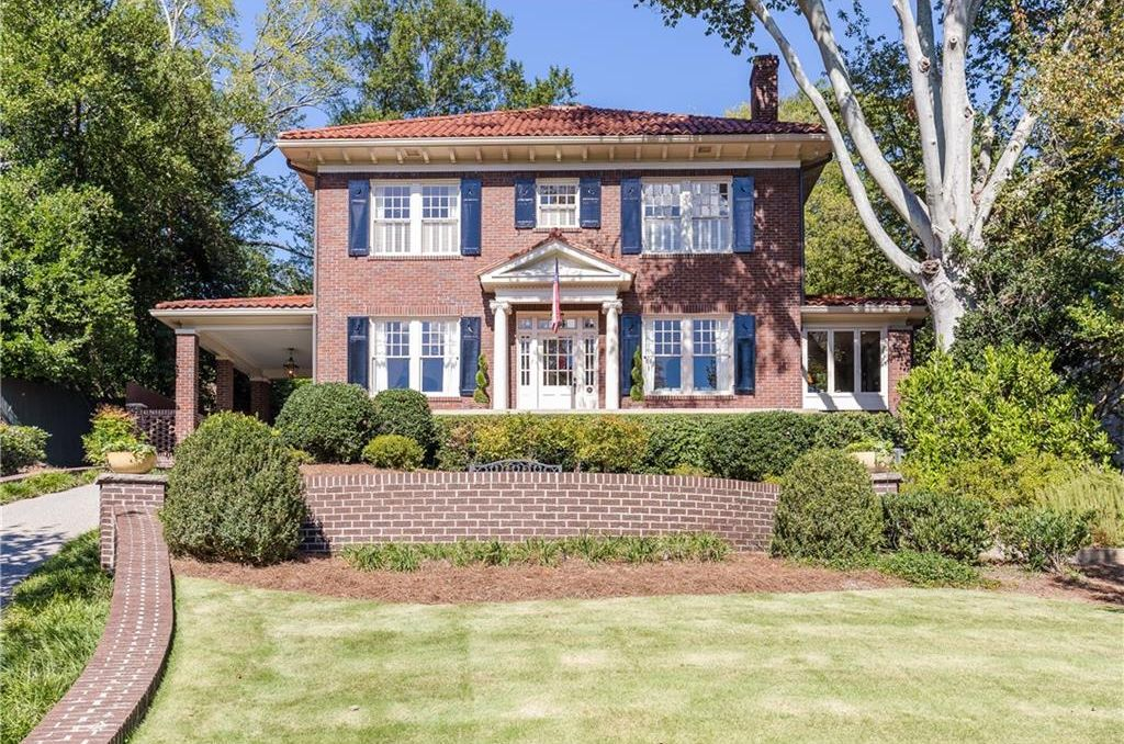 Palisades Road | Peachtree Battle Estate Sales