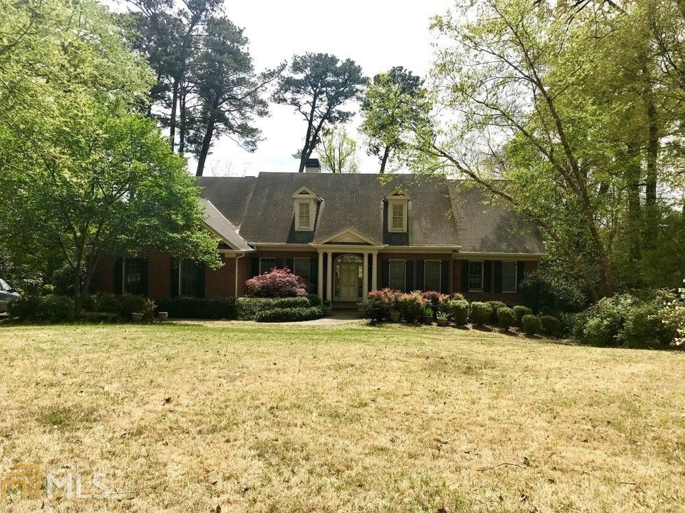 Woodward Way | Peachtree Battle Estate Sales
