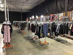 designer clothing peachtree battle estate sales